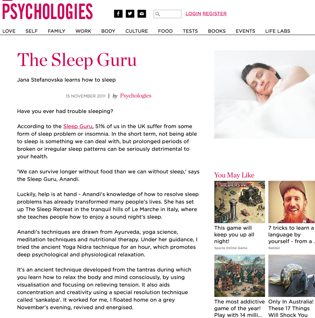 Psychologies.co.uk