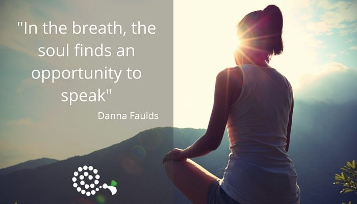 How to breathe more deeply by Anandi