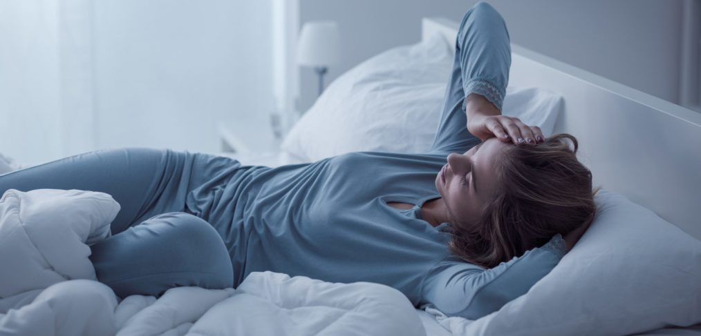 Sleep, melatonin and mental health are interconnected