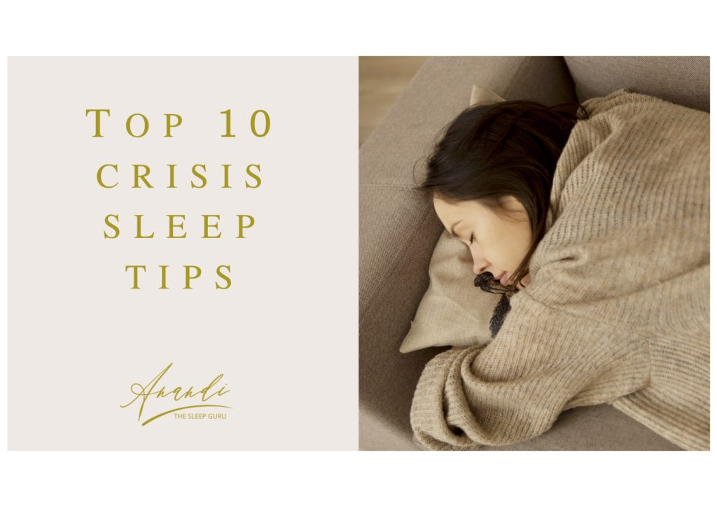 Top 10 sleep tips